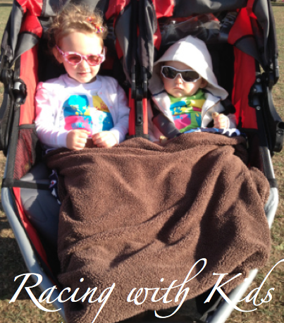 racing with kids