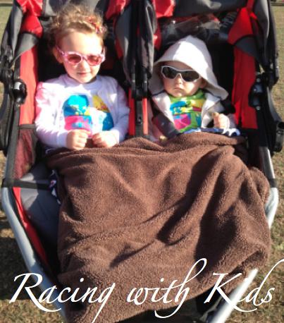 racing with kids