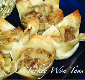 turkey won tons